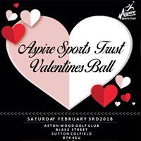 Aspire Sports Trust - Valentines Ball
