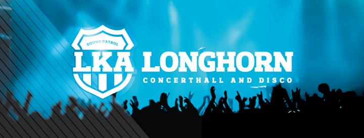 Kissin Dynamite at LKA Longhorn