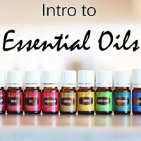 Introduction to Essential Oils- Young Living