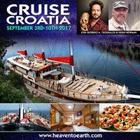 Cruse Croatia w Giorgio A. Tsoukalos &amp Hugh Newman