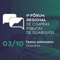 1 Frum Regional de Compras Pblicas de Guarulhos