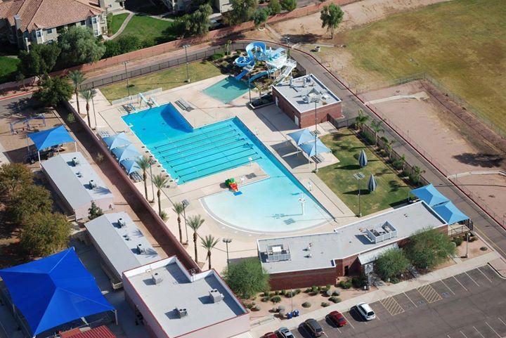 Stake Youth Pool Party At Brimhall Swimming Pool Mesa
