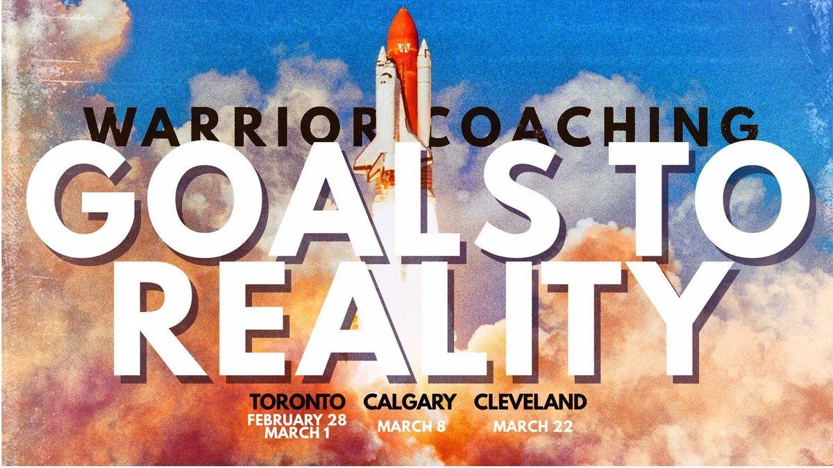 Seminar 2 - Goals to Reality - Calgary AB