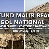 Day Trip to Kund Malir Beach - Hingol National park