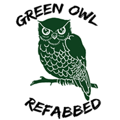 Green Owl Refabbed