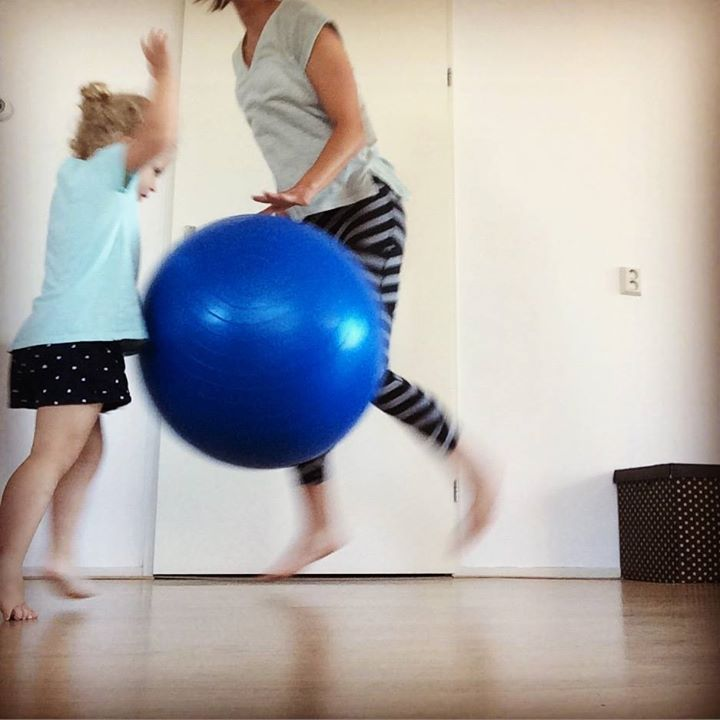 Kids Workout - Peuters