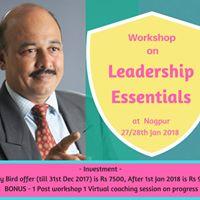 Leadership Essentials Workshop