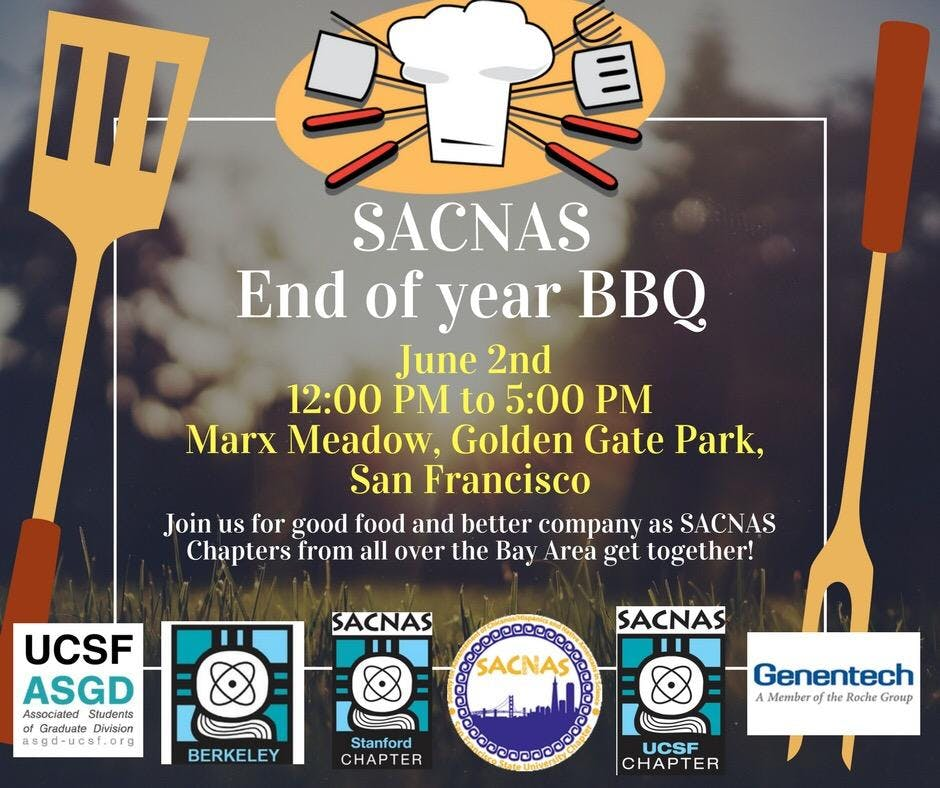87 events to attend in golden right now 2018 annual bay area sacnas bbq altavistaventures Gallery