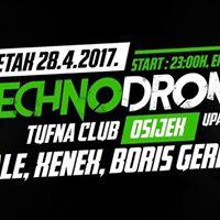 Technodrome at Tufna Club Osijek
