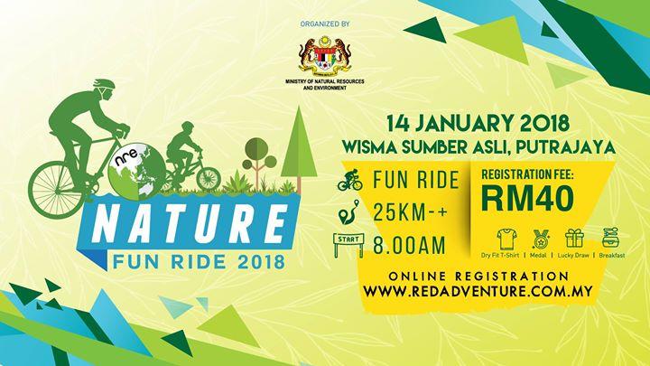 Nature Fun Ride 2018