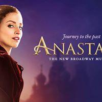 Anastasia At Broadhurst Theatre New York NY