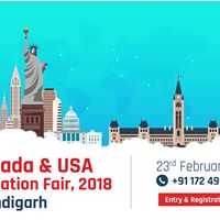 Canada and USA Education Fair - Chandigarh