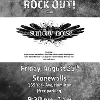 Sunday Noise at Stonewalls in Hamilton