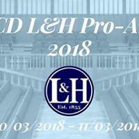 UCD L&ampH Pro-Am 2018