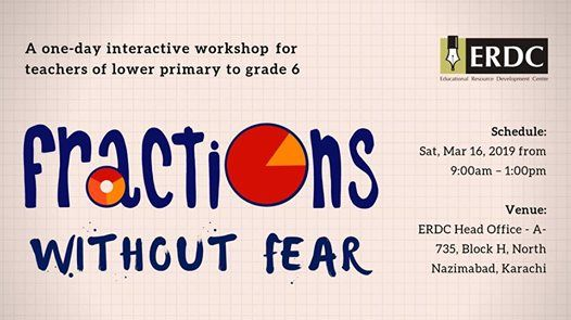 ERDC Workshop Fractions without Fears