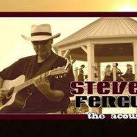 Live Music in the Bar with Steve Ferguson