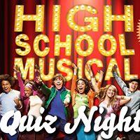 High School Musical Quiz Night