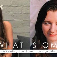 What is OM An evening for Landmark Graduates