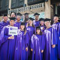 NYU Sterns Graduate Convocation 2018