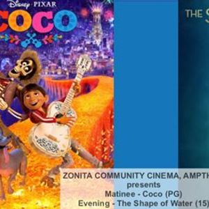 Zonita Community Cinema Ampthill September Screening