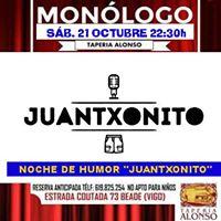 Juantxonito Noche de Humor