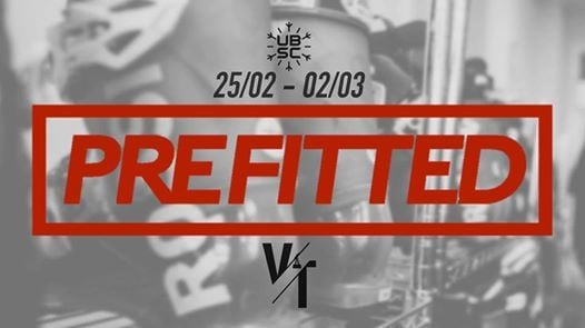 UBSC x Prefitted - VAL Thorens 2019