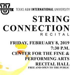 String Connection Recital