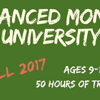 Advanced Monkey University (AMU) new kidsteens program
