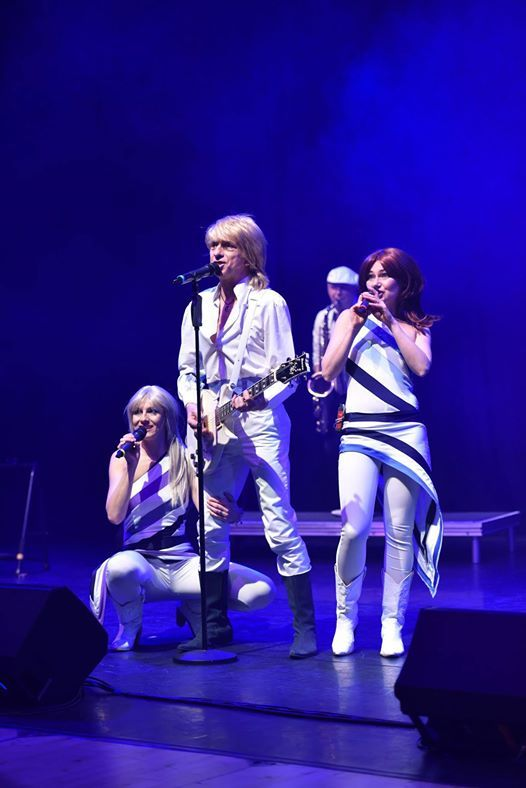 The Bjorn Identity - Abba Tribute Show
