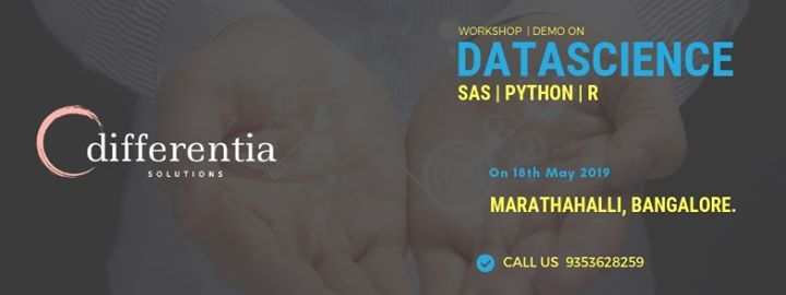Learn DataScience by using SAS Python R