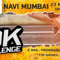Pro India Run 10K Challenge Navi Mumbai