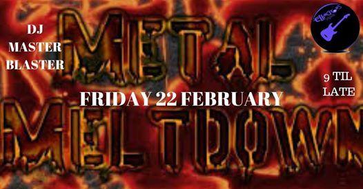 Metal Meltdown Social Club