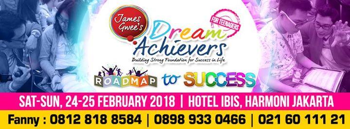 Dream Achievers Roadmap to Success
