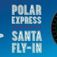 Polar Express 3DSanta Fly-In