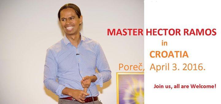 Master hector ramos at hotel diamant pore porec - Hector ramos ...