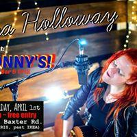 Tara Holloway at Sonnys Bar &amp Grill