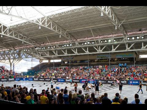 Crossfit games arena