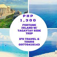 Fortune Island W Tagaytay Side Trip