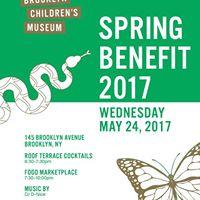 Brooklyn Childrens Museum Spring Benefit