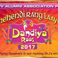 Mehendi Rang Laayo - Dandiya Raas 2017
