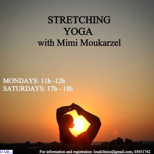 Stretching Yoga Classes