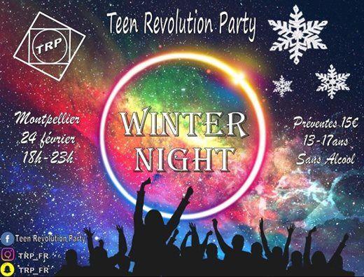 Teen Revolution Party