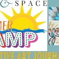Postponed Creative Art Journaling Ages 9-14 Imagine If