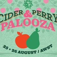 Cider &amp Perry Palooza 2017