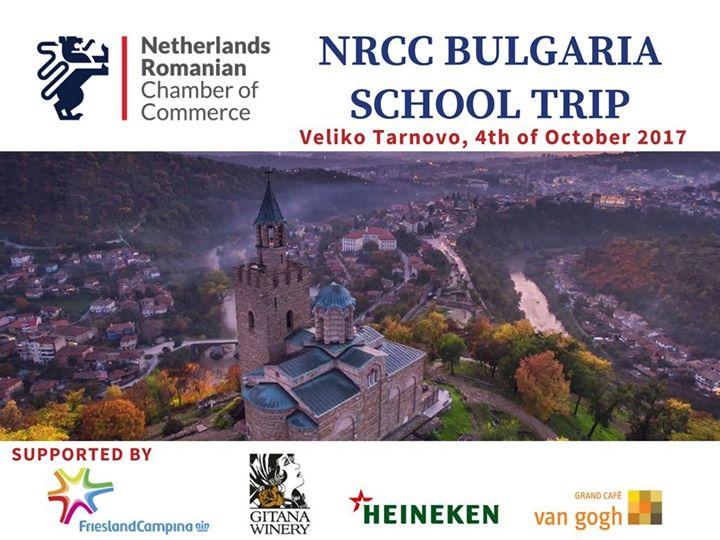 NRCC Bulgaria School Trip  Veliko Trnovo