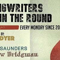 Songwriters in the Round wHost Justin Dyer