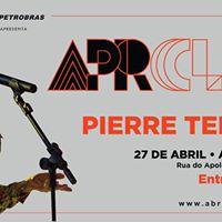 APR Club com Pierre Tenrio