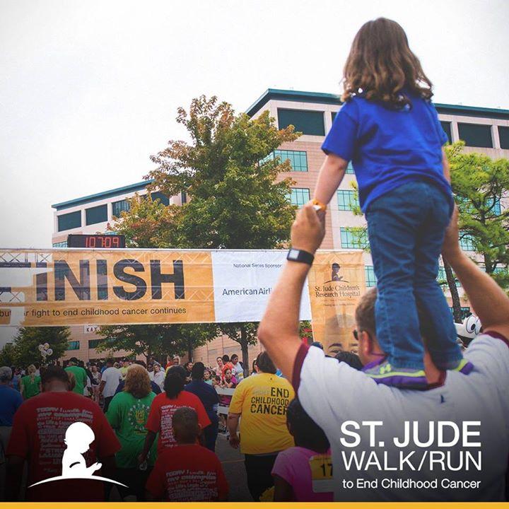 Little Rock St Jude Walk Run At First Security