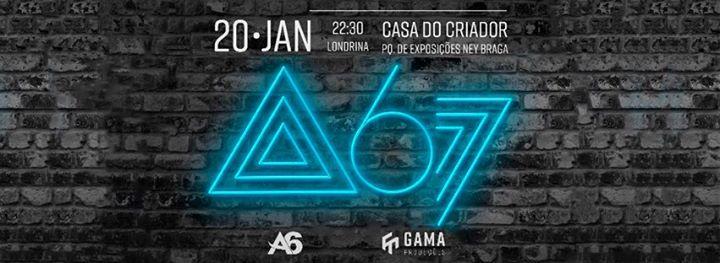 97addcc982e2f Atitude 67 - Londrina at Casa do Criador, Londrina