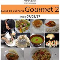 Curso de Culinria Gourmet 2